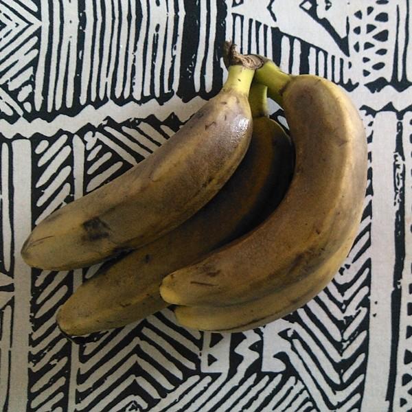 trætte bananer