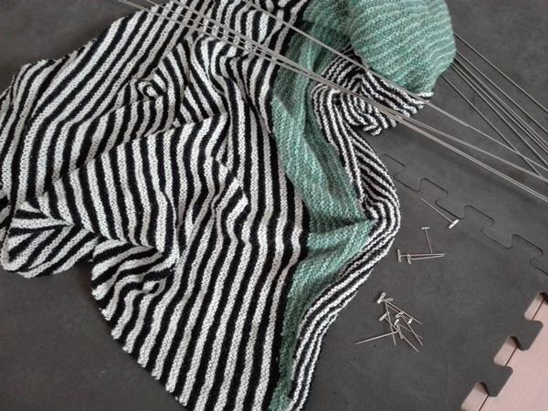 Striben sjal klar til opspænding