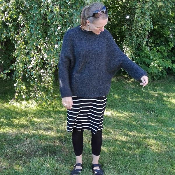 mohair sweater 2