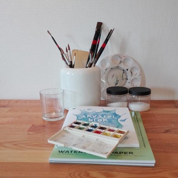 akvarel start