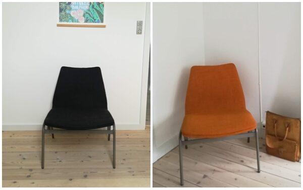 Lænestole før